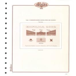 EP 1986-2005 N 21-39 OLEGARIO SPANISH