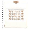 KAT.SOUTH-AMERICA 2009/10 ÜK 3 BAND 2 MICHEL 797-2 GERMAN