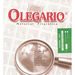 ATM STAMPS 2001 N OLEGARIO SPANISH