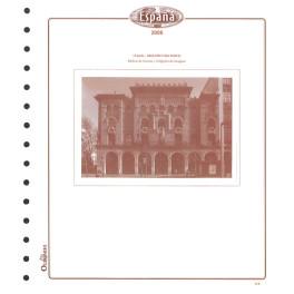 TEST 2001 402-P 25 AN. KING N OLEGARIO SPANISH