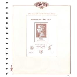 SHEETS OF STAMPS 2006 N CT OLEGARIO CATALAN