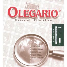SPAIN 2009 N OLEGARIO SPANISH
