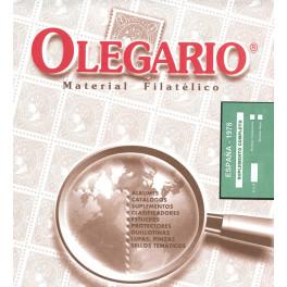 SEP S.FILATELIC.BCN'08 N OLEGARIO SPANISH