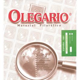 BOOKLET 2009 T-10s N CT OLEGARIO CATALAN