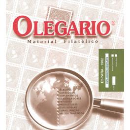SPAIN 1965 N (52/57) OLEGARIO SPANISH