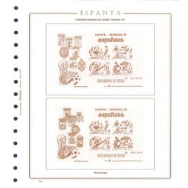 TEST 2007 544-P GLASS/WIND'07 N OLEGARIO SPANISH