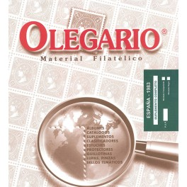 TEST 2009 EURO ANNIV. N OLEGARIO SPANISH