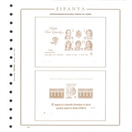 BOOKLET 2009 T-10s N CT OLEGARIO CATALAN