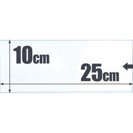 500 BOLSAS USO VARIO 21'5X14 SAFI