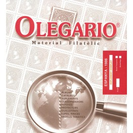 EP 2009 S/M 47 HERITAGEARCH. OLEGARIO SPANISH