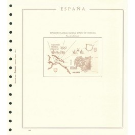 SPAIN 1969 N (83/88) OLEGARIO SPANISH