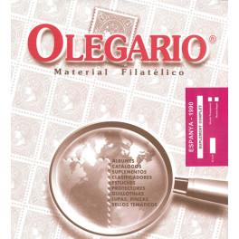 SPAIN 1985 S/M (200/06) OLEGARIO SPANISH