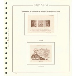 PAQ. 50 S. WHITE SPAIN OLEGARIO SPANISH