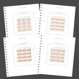 SPAIN 1971 N (96/104) OLEGARIO SPANISH