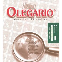 SPAIN 1967 N (67/75) OLEGARIO SPANISH