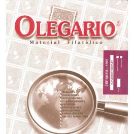 SPAIN 1977 N (146/53) OLEGARIO SPANISH