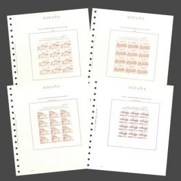 SPAIN 1980 N (169-73) CT OLEGARIO CATALAN