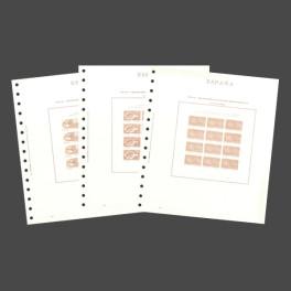 SPAIN 1975 N (126/135) OLEGARIO SPANISH