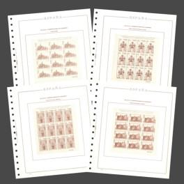 SPAIN 1982 N (181/86) OLEGARIO SPANISH