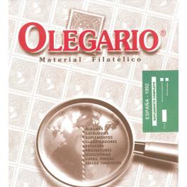 MB 01 ESPAMER 1977 N 152a OLEGARIO SPANISH
