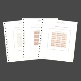 SPAIN 1978 N (154/60) OLEGARIO SPANISH