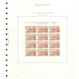 MB 17/9 BCN'92 1990 N 246abc OLEGARIO SPANISH