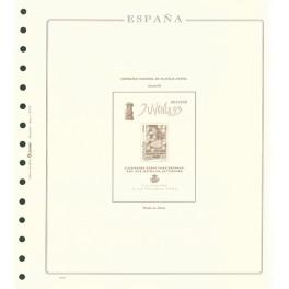 TEST 1984 195-P WORLD CUP FILAT. N OLEGARIO SPANISH