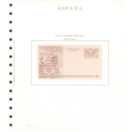 TEST 1988 226-P EXFILNA'88 N OLEGARIO SPANISH
