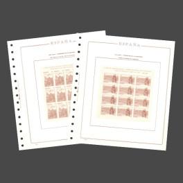 TEST 1986 211-P FILATEMEXFILNA'86 N OLEGARIO SPANISH