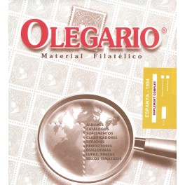 SPAIN 1984 N (193/199) OLEGARIO SPANISH