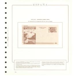 SPAIN 1986 N (207/13) CT OLEGARIO CATALAN