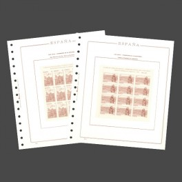 MF 03/5 BCN'92 1989 N 237abc OLEGARIO SPANISH