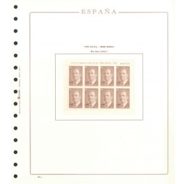 AIR MAIL 1987 N 222AE OLEGARIO SPANISH