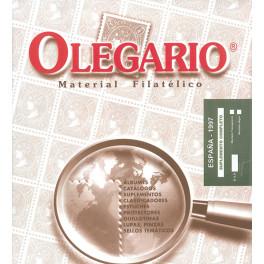 AIR MAIL ENV.1994 N 280AE OLEGARIO SPANISH
