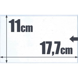 1 POCKET EDIFIL 30X27'3 15T SAFI