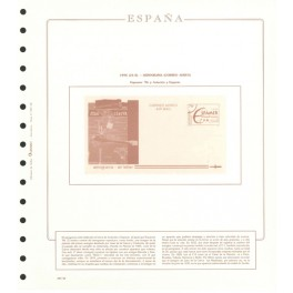 MB 35/8 PATRIMONIOS 1991 N 257abcd OLEGARIO SPANISH
