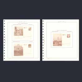AEROGRAMA 1988 N 231AE OLEGARIO SPANISH
