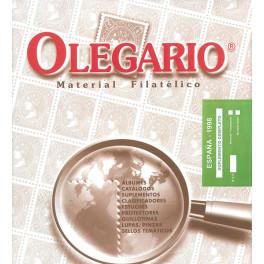 TEST 1991 257-P RBO'EXF'92 N OLEGARIO SPANISH