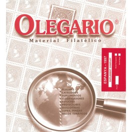 ETIQ. F.KLUSSENDORF SPAIN 1989-96 N OLEGARIO SPANISH