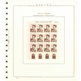 SPAIN 1992 N (259/72) CT OLEGARIO CATALAN