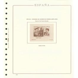 MB 43/5 BCN'92 1992 N 268abc OLEGARIO SPANISH