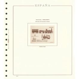 MB 06/9 EXPO'92 1990 N 241abcd OLEGARIO SPANISH
