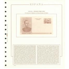 AIR MAIL 1982 N 183AE OLEGARIO SPANISH