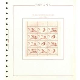 TEST 1992 264-P GRANADA'92 N25 N OLEGARIO- SPANISH