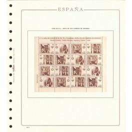 TEST 1993 273-P STAMP'S DAY N OLEGARIO SPANISH