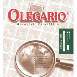 SPAIN 1993 N (273/78) OLEGARIO SPANISH
