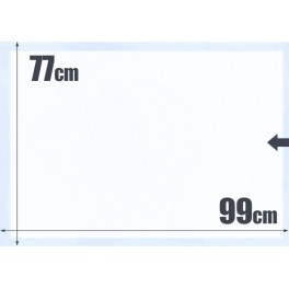 500 GLASPACK BAG 22X16 SAFI