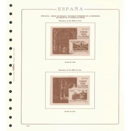 MB 24/7 EXPO'92 1991 N 250abcd OLEGARIO SPANISH