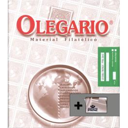 TEST 1987 219-P ESPAMER'87 N OLEGARIO SPANISH