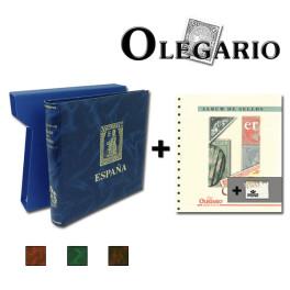 SPAIN 1995 N (289/02) OLEGARIO SPANISH
